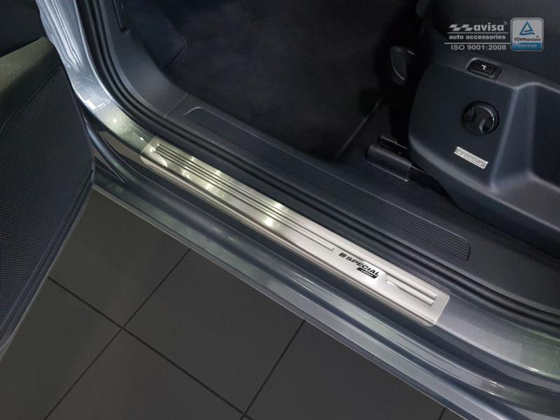 Prahové lišty VW Touran 2015-