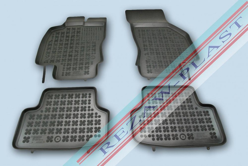 Gumové autokoberce Rezaw-Plast Seat Leon 2013-