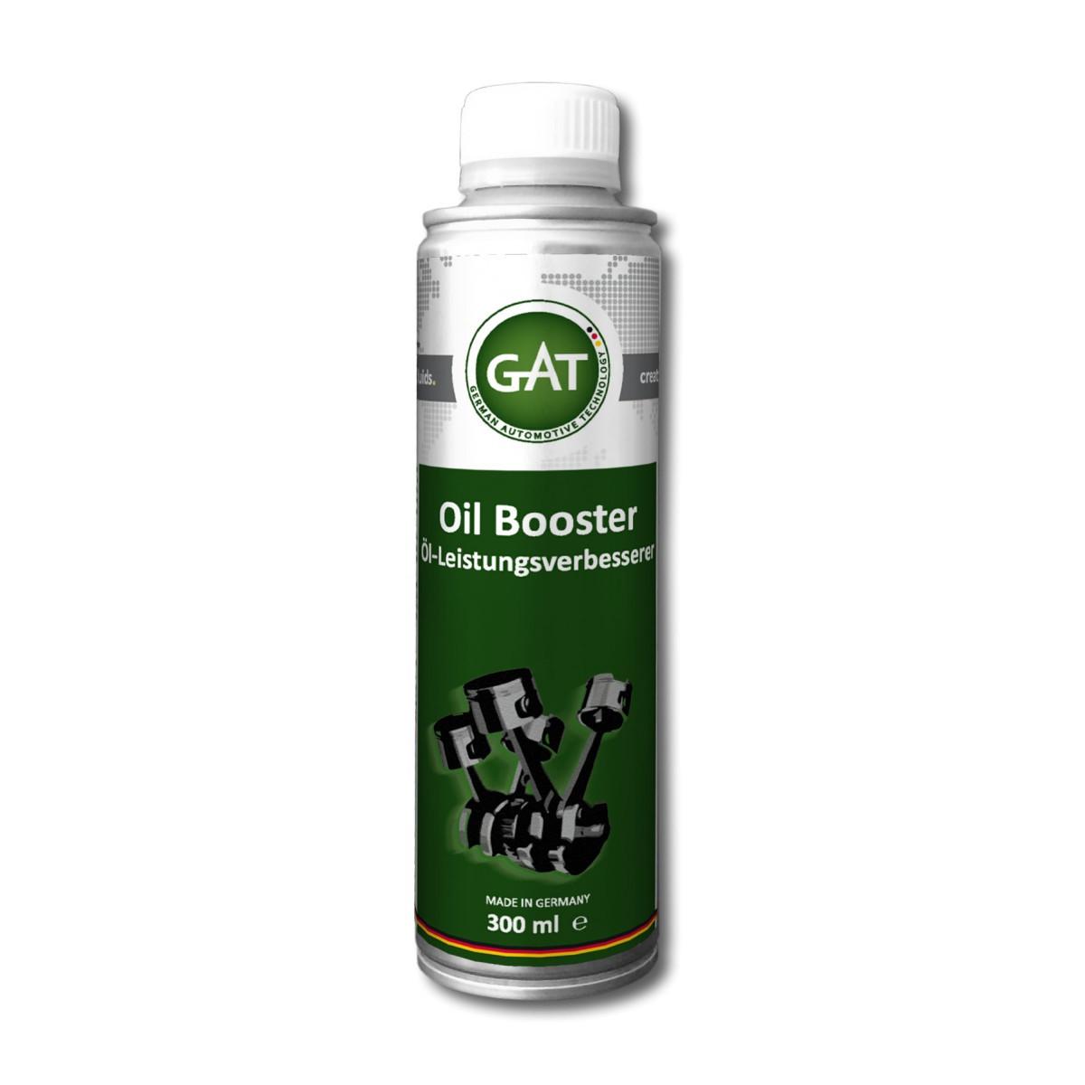 Péče a ochrana motoru Oil Booster (300ml)