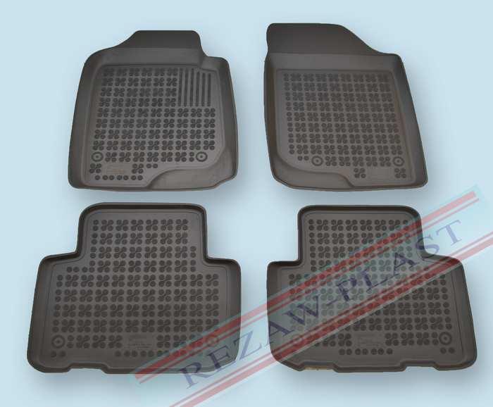 Gumové autokoberce Rezaw-Plast Kia Carens 2006-2013