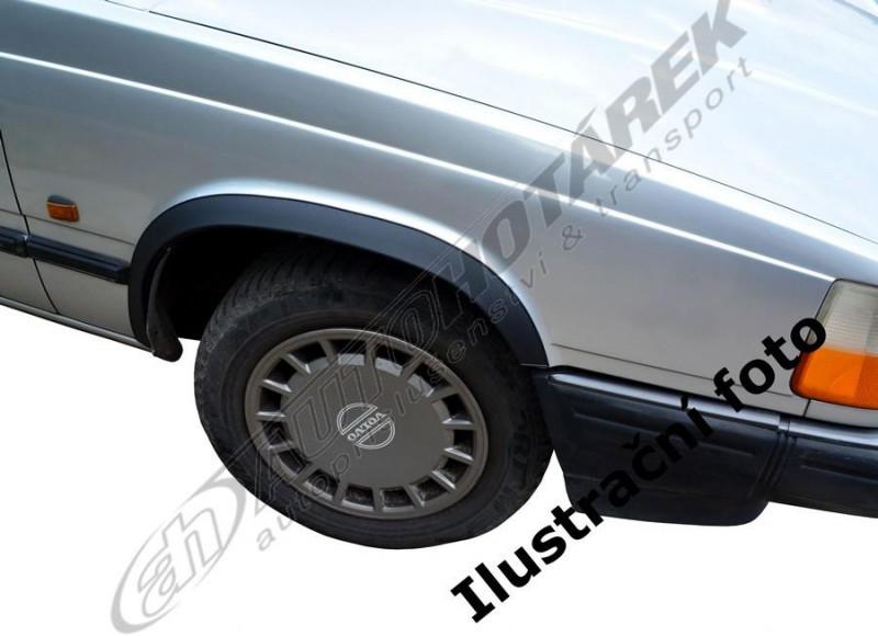 Lemy blatníků VW Golf Plus 5dv 2004-2014