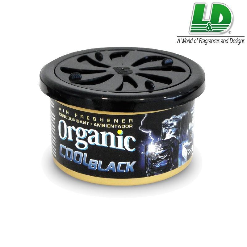 Přírodní osvěžovač vzduchu Cool Black
