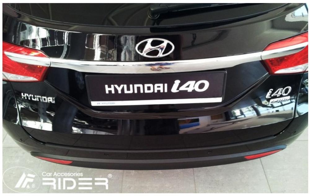Ochranná lišta hrany kufru Hyundai i40 2011-2020
