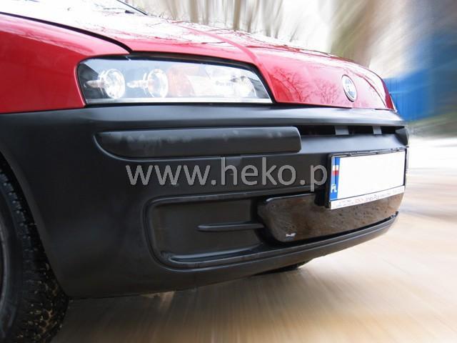 Zimní clona chladiče Fiat Punto 1999-2003 (dolní)