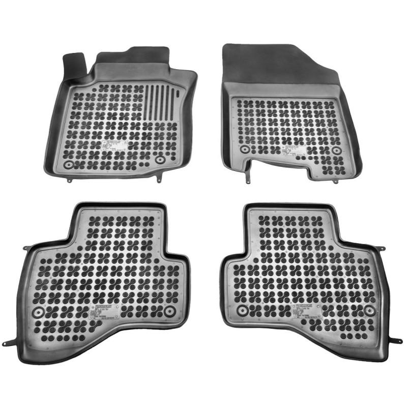 Gumové autokoberce Rezaw-Plast Citroen C1 2005-2014