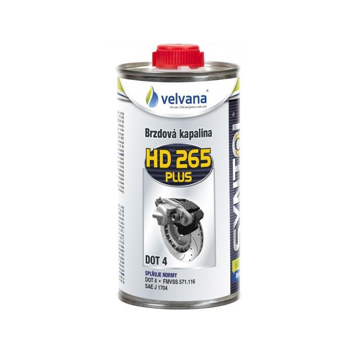 Brzdová kapalina Syntol HD 265 Plus (500ml)