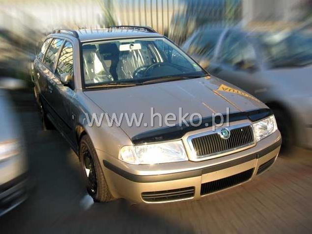 Deflektor kapoty Škoda Octavia 1996-2010 (nelepovací)