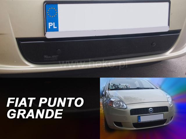 Zimní clona chladiče Fiat Punto Grande 2005-2009 (dolní)
