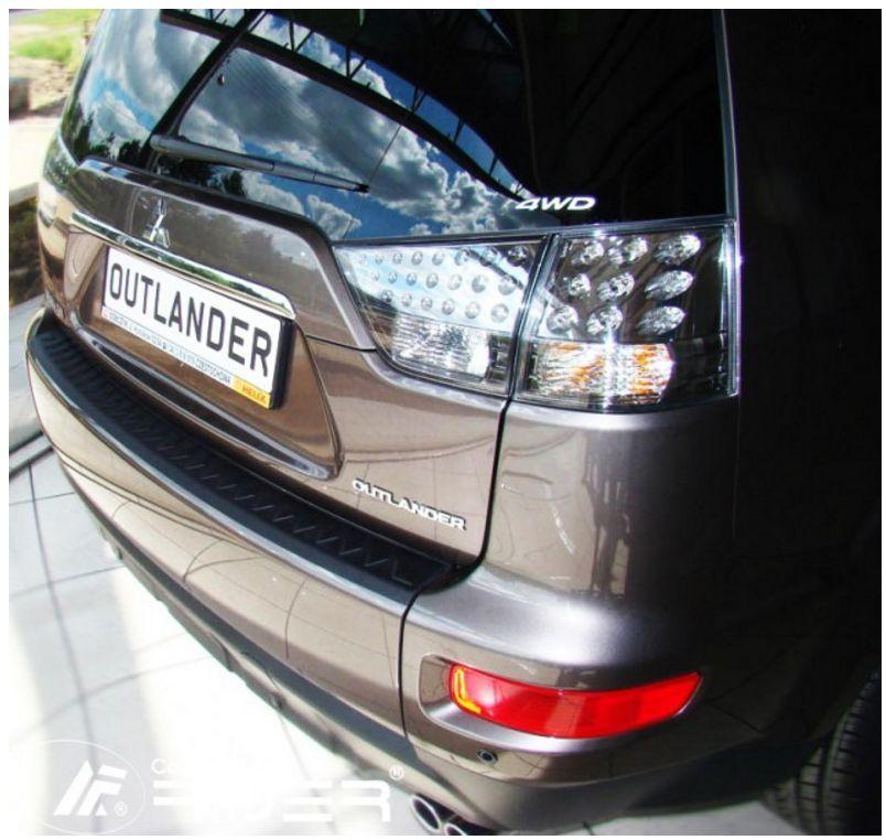 Ochranná lišta hrany kufru Mitsubishi Outlander 2006-2012