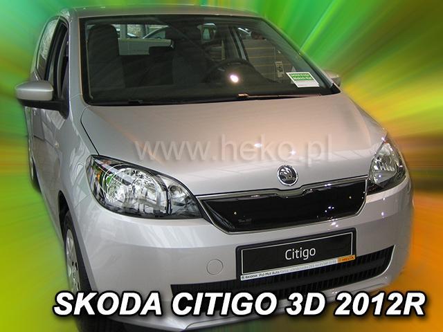 Zimní clona chladiče Škoda Citigo 2012-