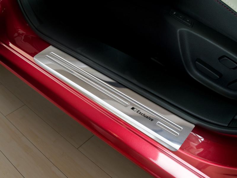 Prahové lišty Mazda 3 2013-2019