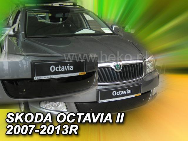 Zimní clona chladiče Škoda Octavia II. 2009-2013 (dolní)