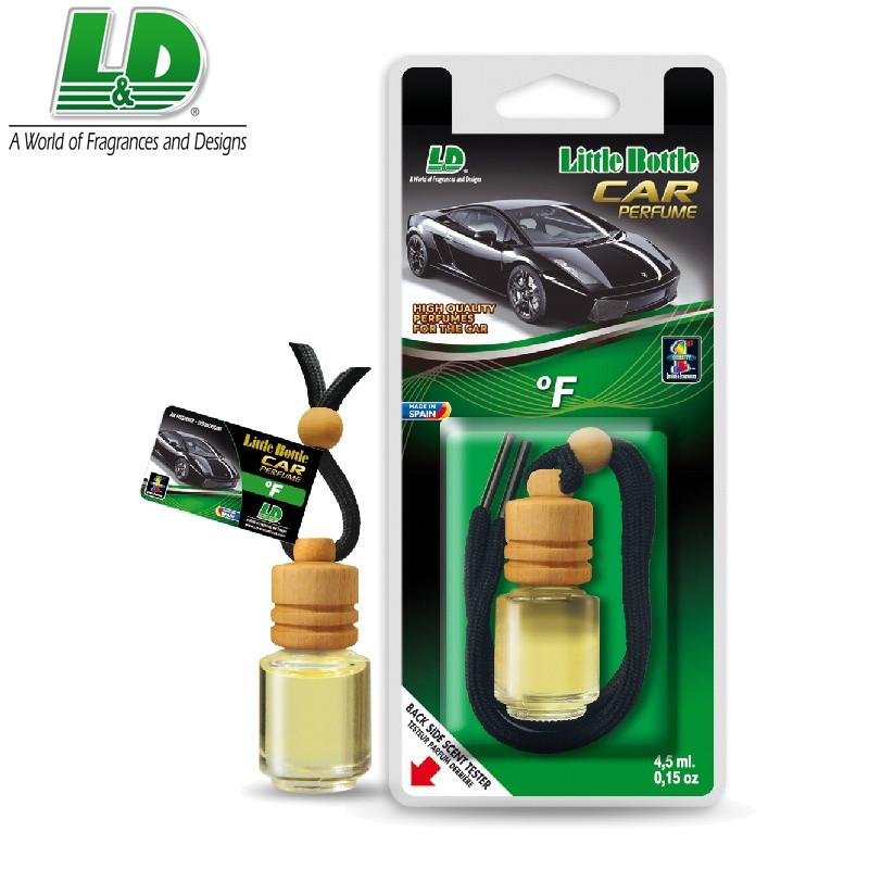 Parfém v lahvičce °F