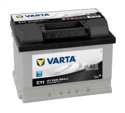 Autobaterie 53Ah Varta Black Dynamic C11