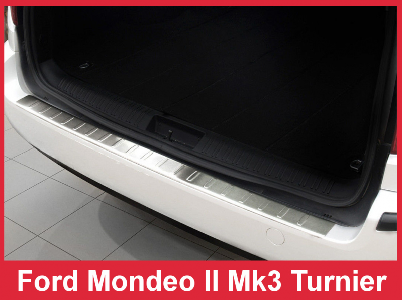 Ochranná lišta hrany kufru Ford Mondeo 2000-2007 (combi)