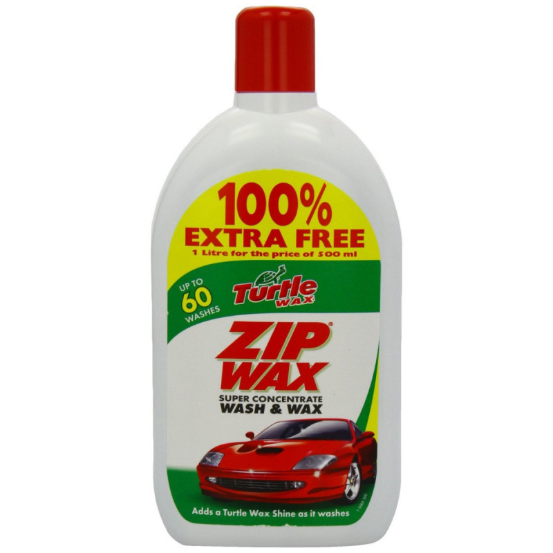 Turtle Wax ZIPwax - Autovosk 500ml