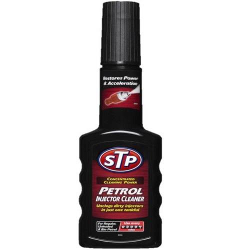 Čistič vstřikování STP (benzín, 200ml)