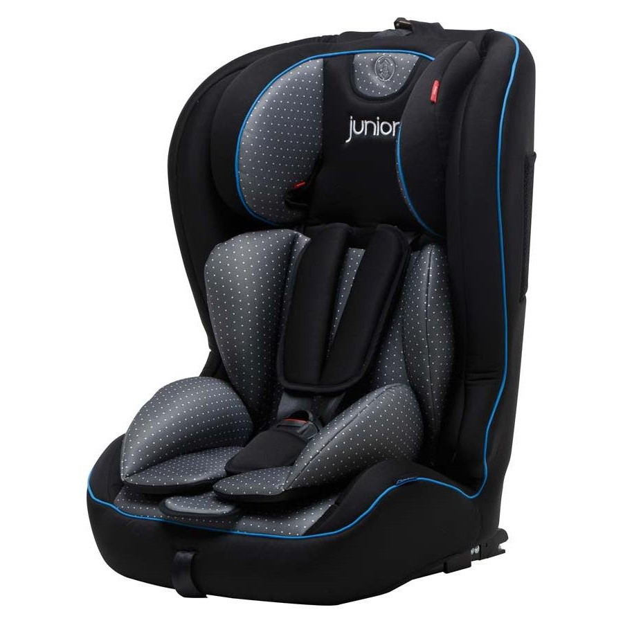 Dětská autosedačka Premium Plus 803 (šedá)