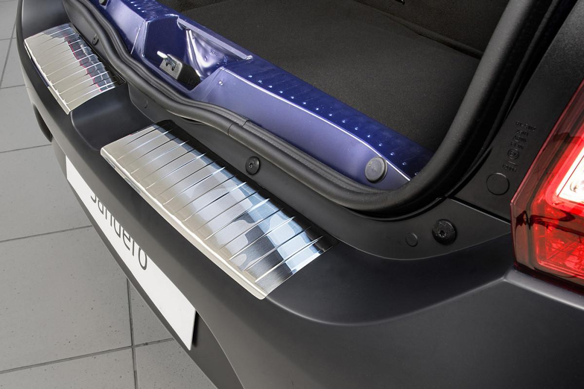 Ochranná lišta hrany kufru Dacia Sandero 2012-