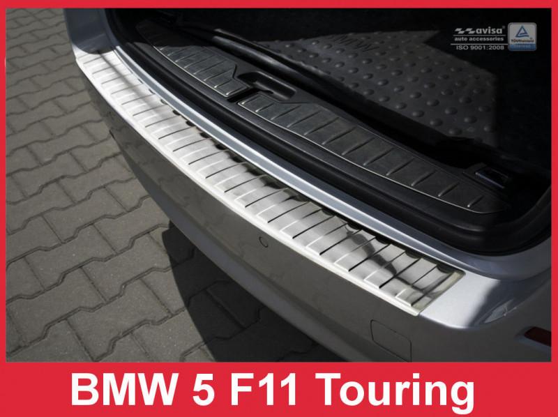 Ochranná lišta hrany kufru BMW 5 2010-2017 (F11, combi)