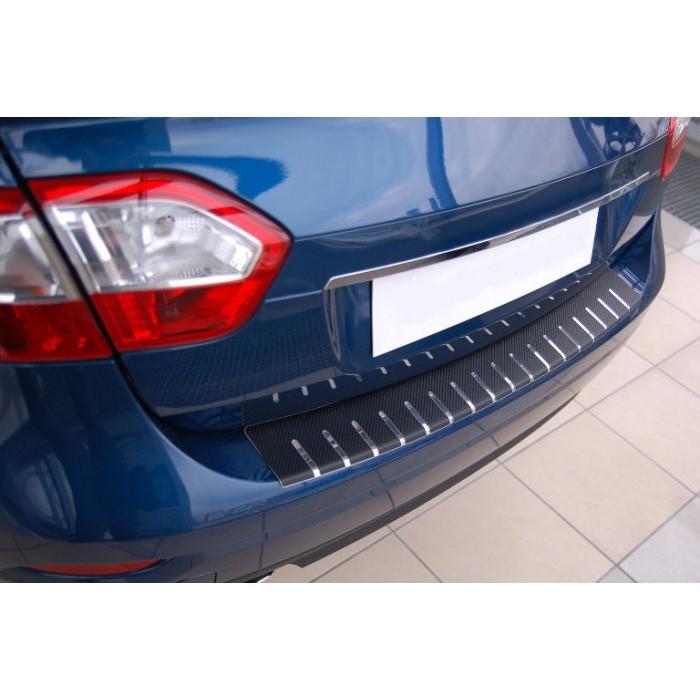 Ochranná lišta hrany kufru VW Transporter T5 2003-2015 (carbon)