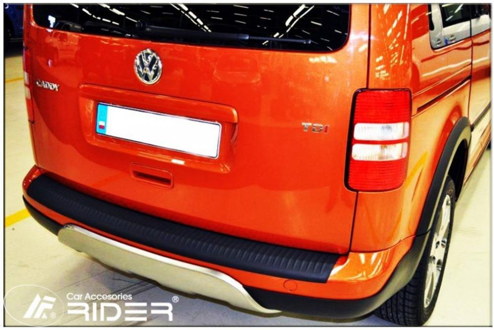 Ochranná lišta hrany kufru VW Caddy 2003-2014