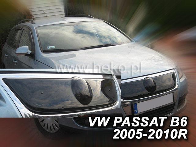 Zimní clona chladiče VW Passat B6 2005-2010 (horní)