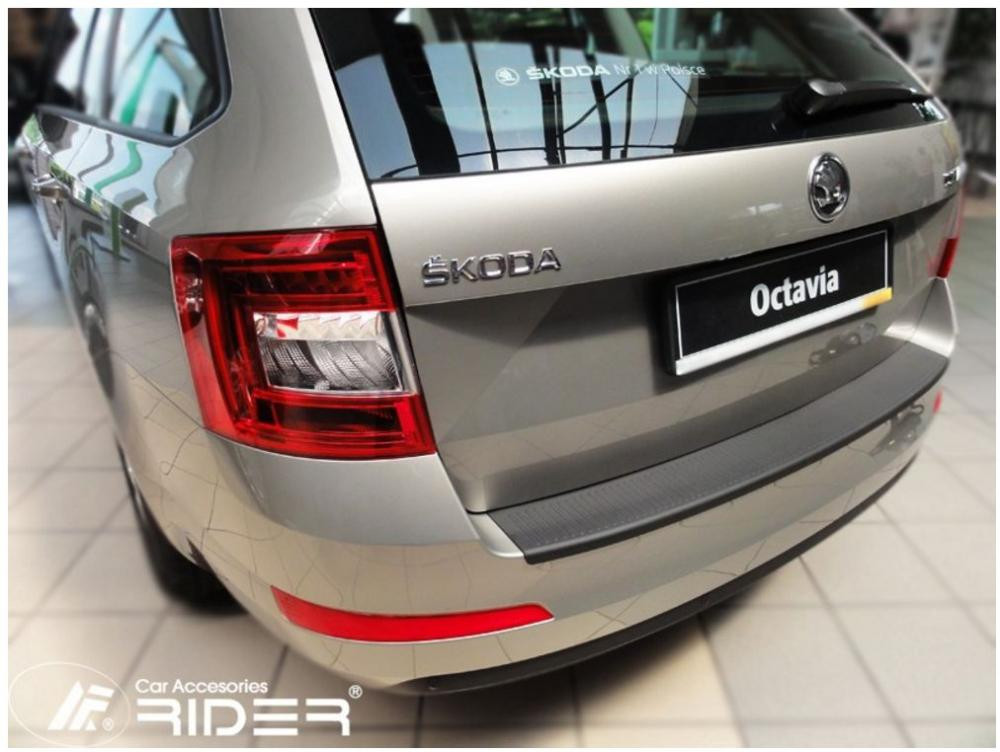 Ochranná lišta hrany kufru Škoda Octavia III. 2013- (combi)