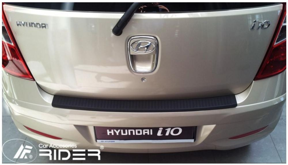 Ochranná lišta hrany kufru Hyundai i10 2008-2014