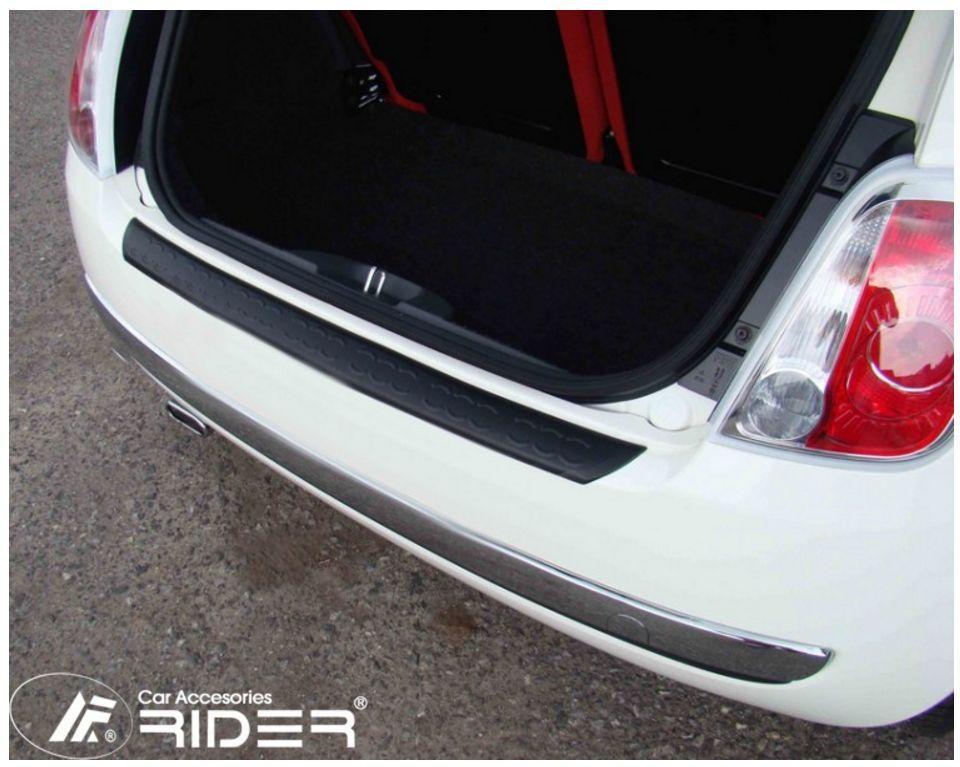 Ochranná lišta hrany kufru Fiat 500 2007-2011