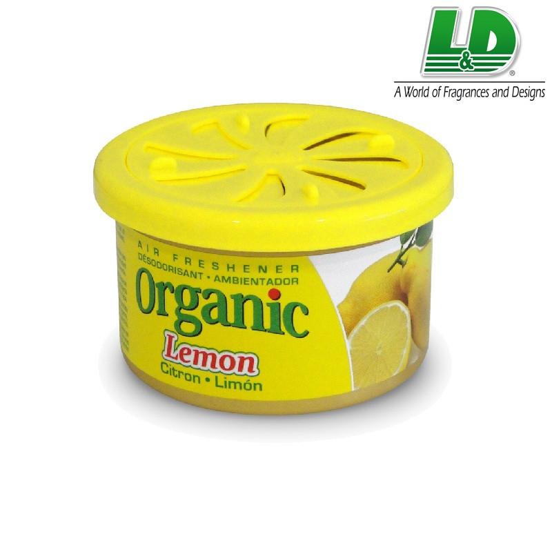 Přírodní osvěžovač vzduchu Lemon (citrón)