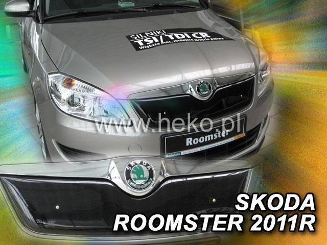 Zimní clona chladiče Škoda Roomster 2010- (horní) HEKO
