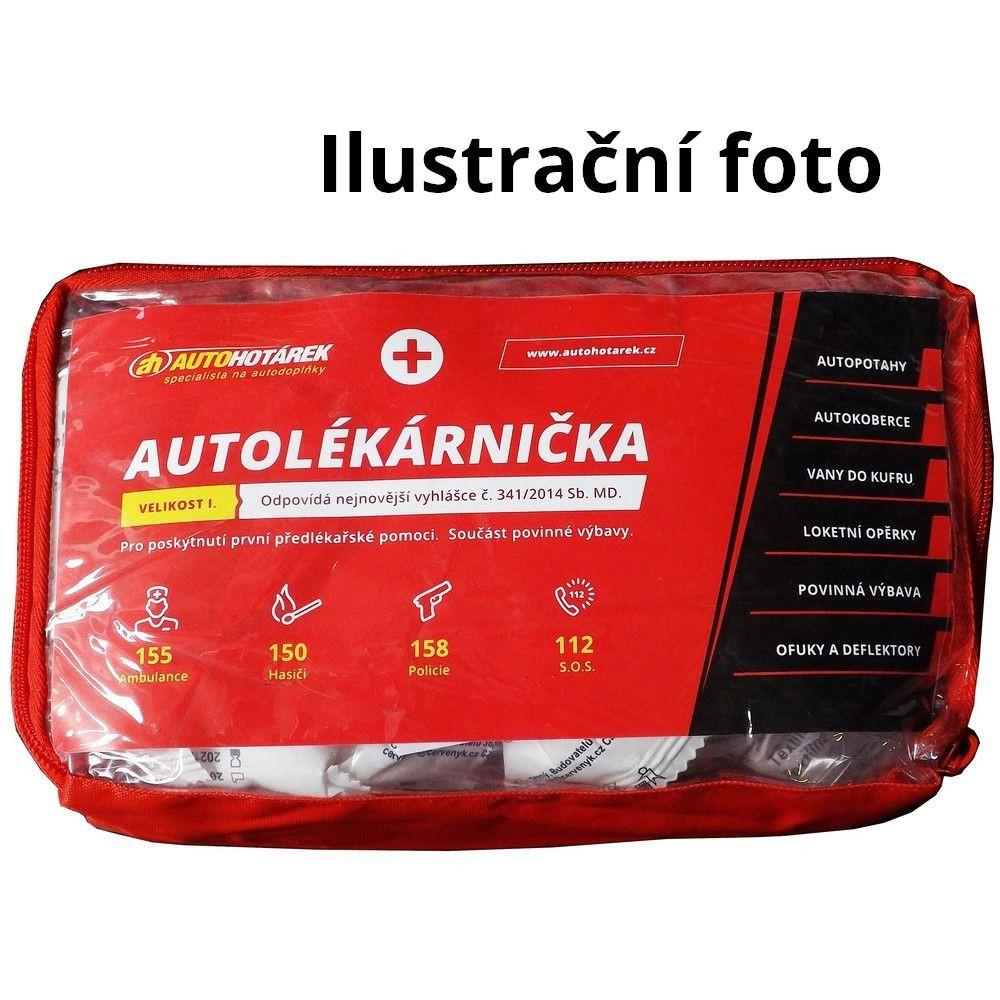 Autolékárnička  textilní - Autosalon Dědek