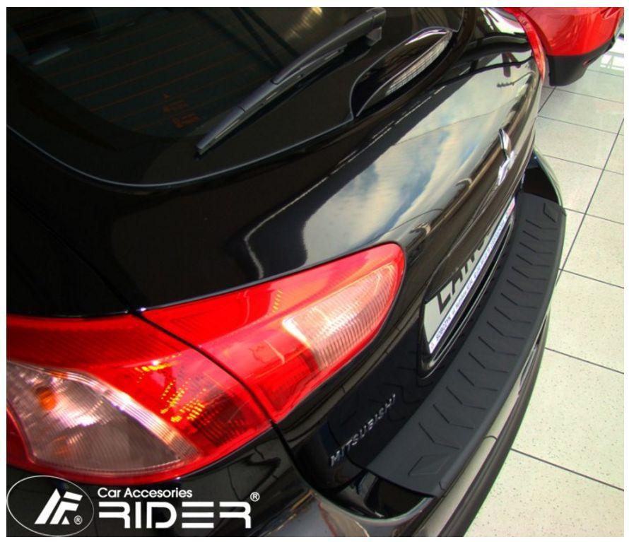 Ochranná lišta hrany kufru Mitsubishi Lancer Sportback 2008-