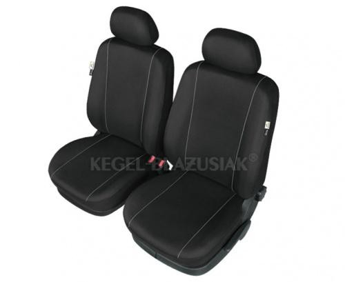 Autopotah Kegel Solid L přední černé