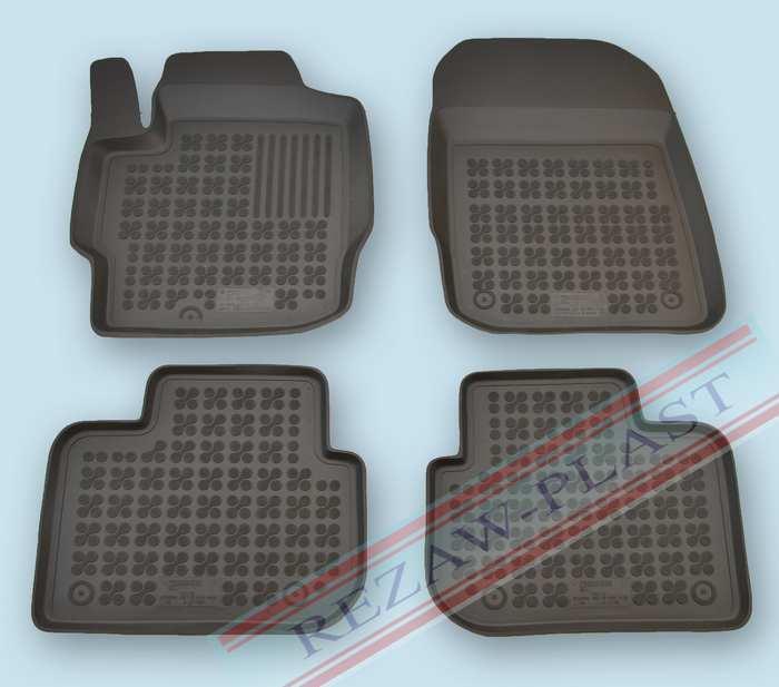 Gumové autokoberce Rezaw-Plast Mitsubishi Colt 2004-2012 (3 dveře)