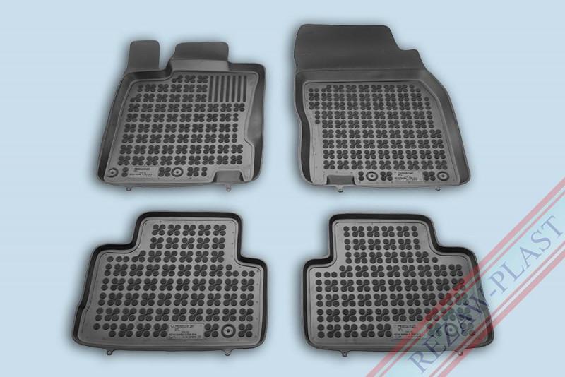 Gumové autokoberce Rezaw-Plast Nissan Qashqai 2014-