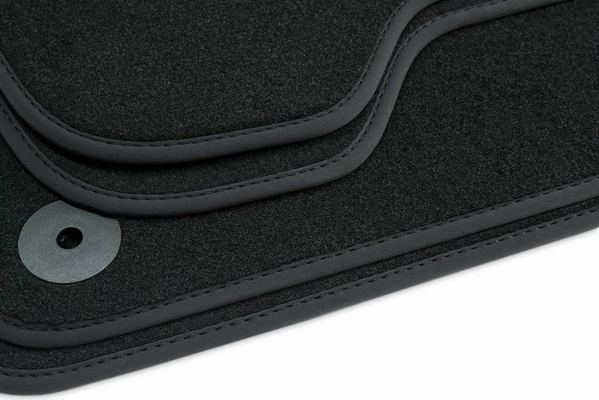 Textilní autokoberce Škoda Superb III. 2015-