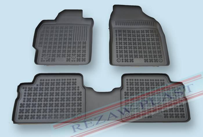 Gumové autokoberce Rezaw-Plast Toyota Auris 2007-2012