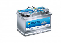 Autobaterie Varta 70Ah Start-Stop Plus AGM E39