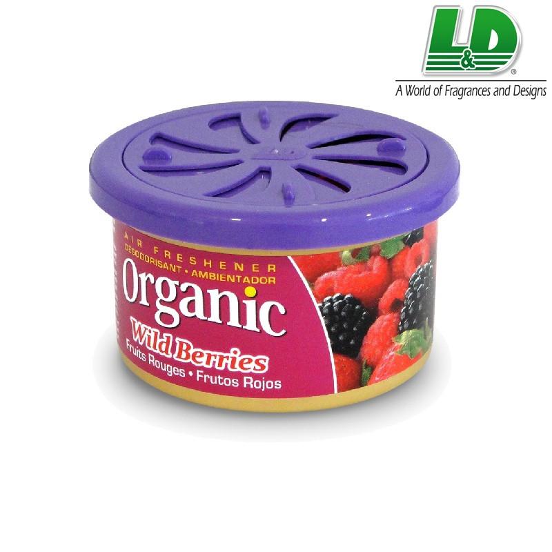 Přírodní osvěžovač vzduchu Wild Berries (lesní plody)