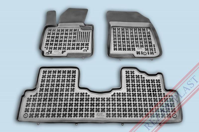 Gumové autokoberce Rezaw-Plast Kia Carens 2013-