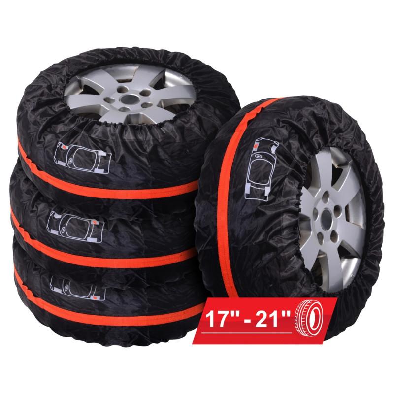 "Ochranné návleky na pneumatiky (17"" - 21"")"