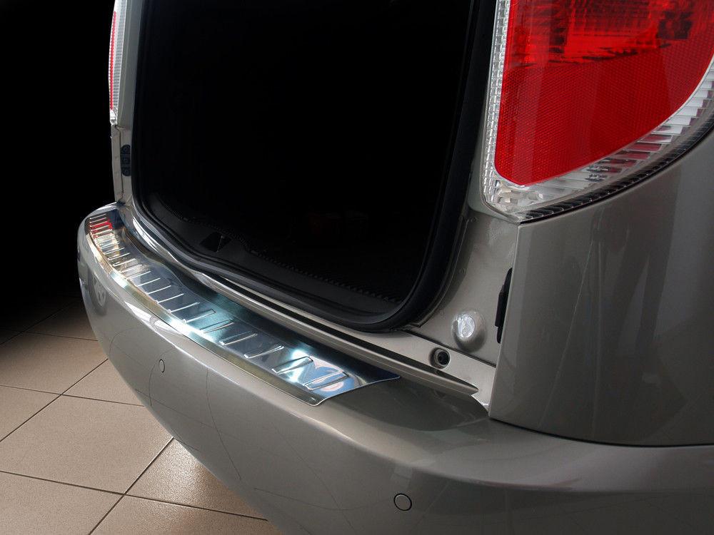 Ochranná lišta hrany kufru Škoda Roomster 2006-2015