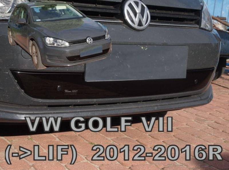 Zimní clona chladiče VW Golf VII. 2012-2019 (dolní)
