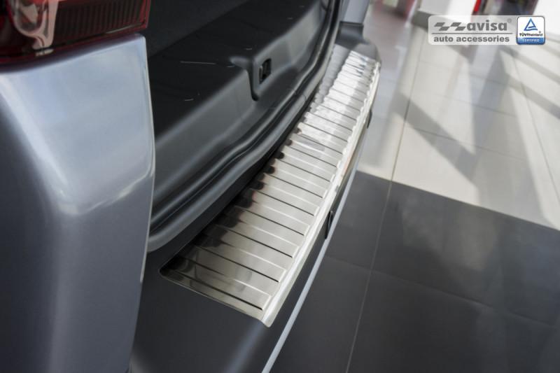 Ochranná lišta hrany kufru Peugeot Rifter 2018-