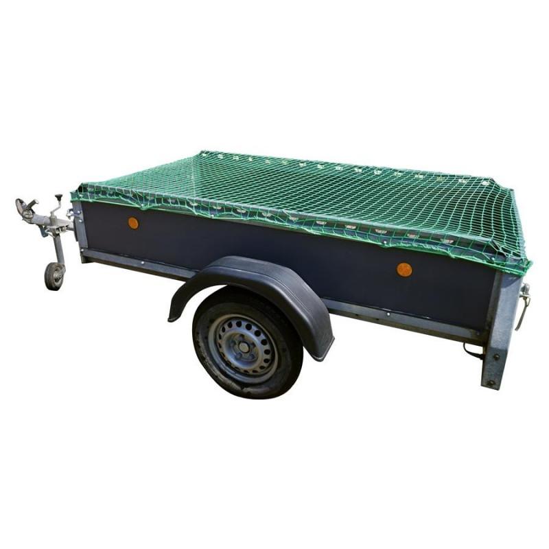 Síť na přívěsný vozík 3x4m