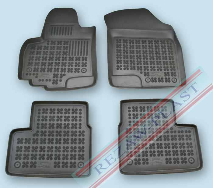 Gumové autokoberce Rezaw-Plast Suzuki Swift 2005-2010