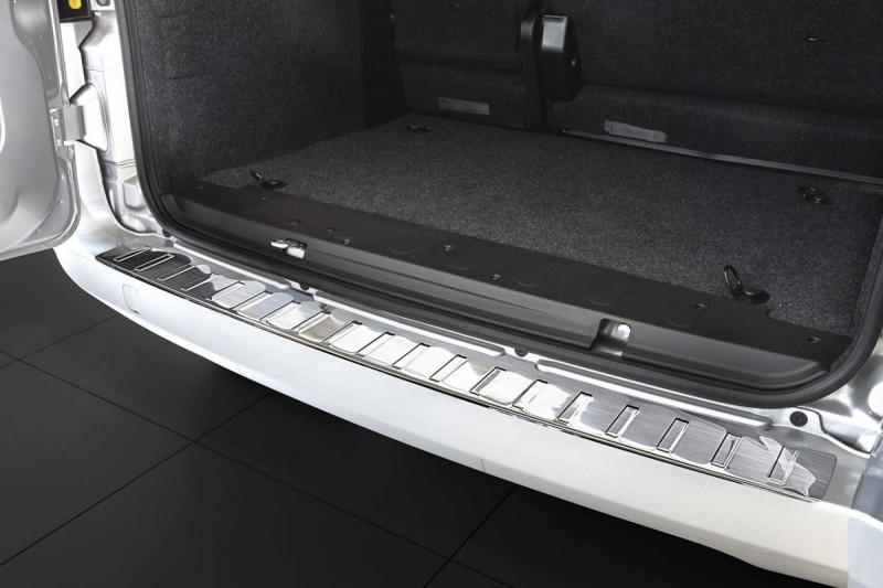 Ochranná lišta hrany kufru Fiat Qubo 2008-2016