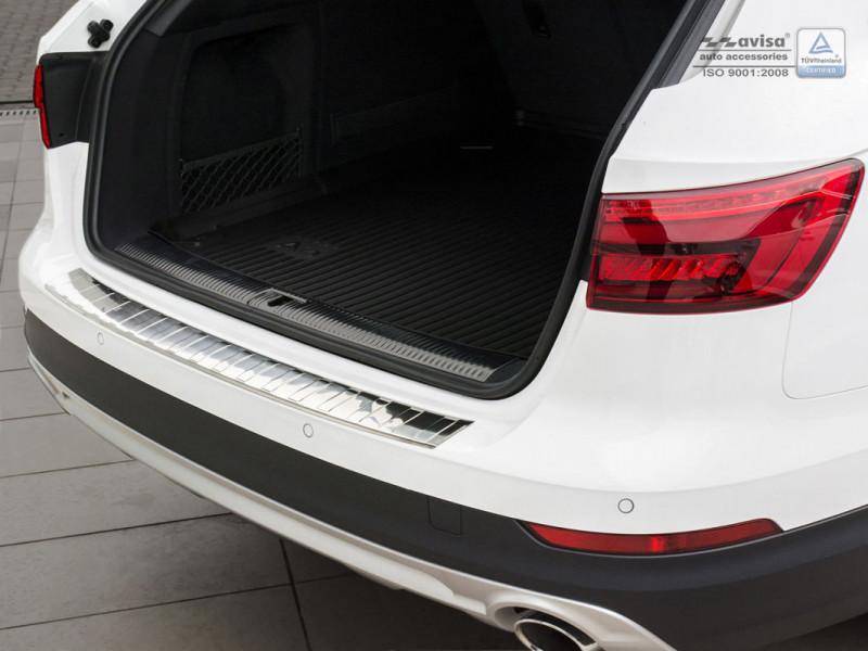 Ochranná lišta hrany kufru Audi A4 2015- (Allroad)